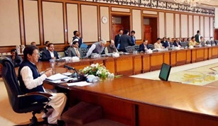 PM Imran Khan Heads the Meeting of Council of Common Interests
