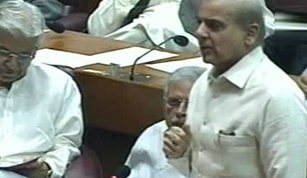 Shahbaz Sharif Says Mini Budget is Against Public Interest
