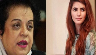 Shireen Mazari Thrashes Momina Over Coke Studios Ko Ko Korina Song