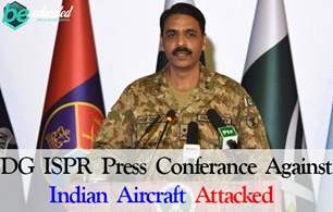India should Wait for our Actions Now - DG ISPR