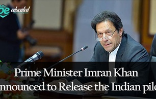 Imran Khan Announced to Release The Indian Pilot