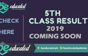 5th Class Result Announced Checked Online Any Time