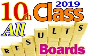 BISE All Punjab Boards 10th Class Result 2019
