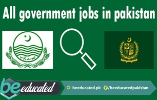 Search latest Government Jobs in Pakistan Online 2019