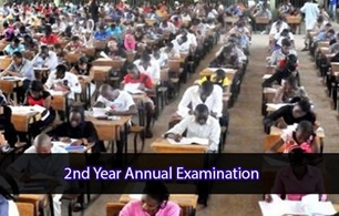 2nd Year Annual Examination