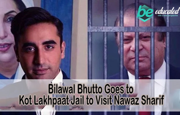 Bilawal Bhutto Goes to Kot Lakhpaat Jail to Visit Nawaz Sharif