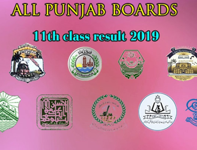 11th Class Annual Examination Result 2019 is announced