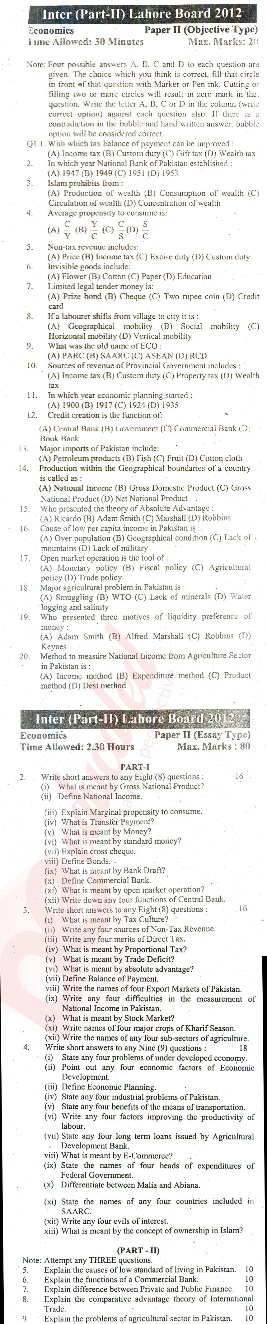 economics past paper Category a - hkdse elective subjects: economics - practice papers remark: most of the samples of students' performance are in image format if you have difficulty.
