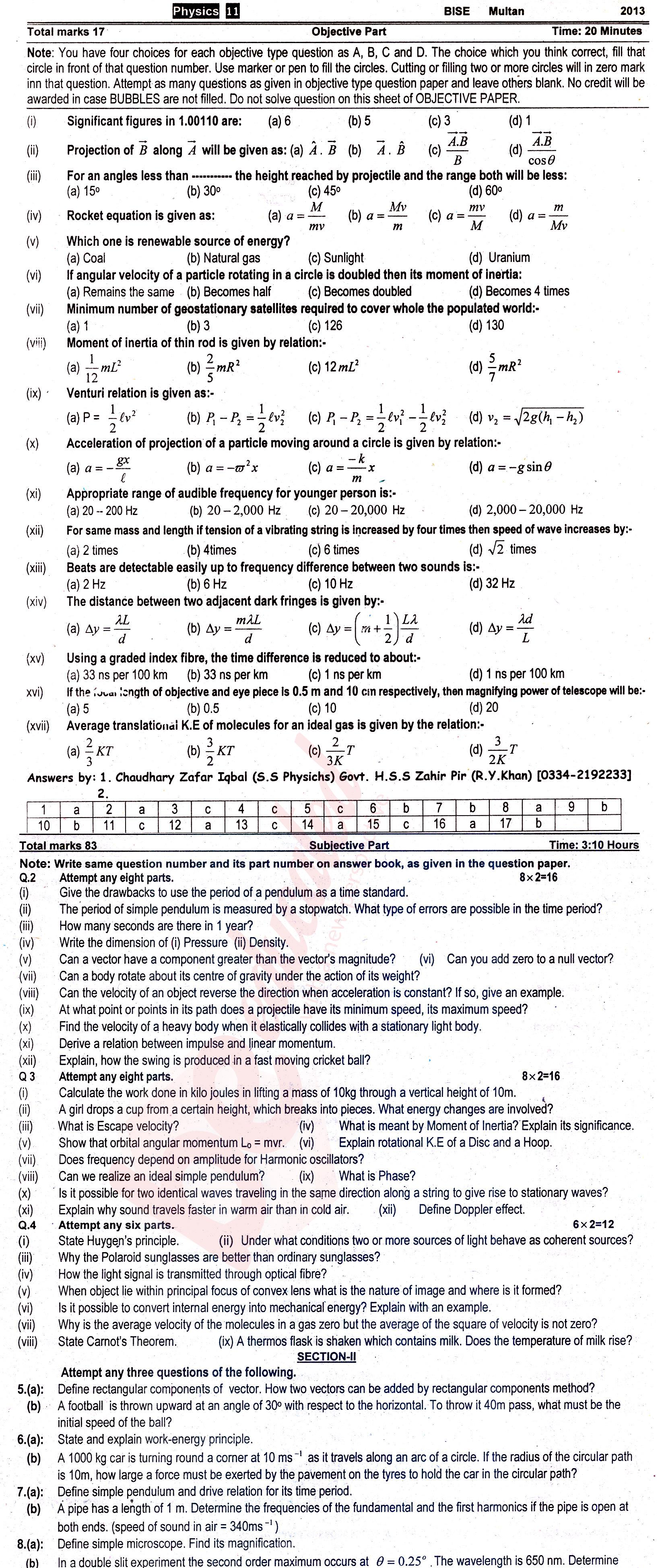 physics in the past Physics paper 1 - free download as word doc (doc / docx), pdf file (pdf), text file (txt) or read online for free.