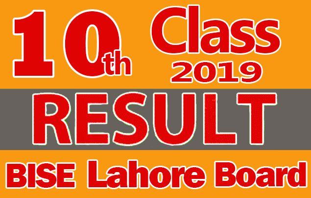 BISE All Punjab Boards 10th Class Result 2019 - Beeducated
