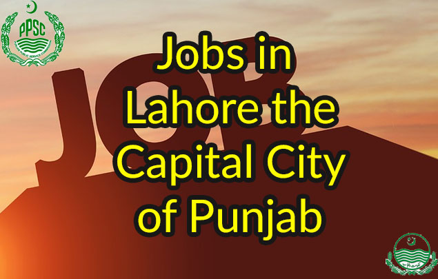 Jobz in Lahore | Beeducated